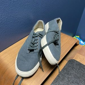 SeaVees Shoes - Blue Sneakers | Seavees Hermosa Stndrd - 10 NEW!